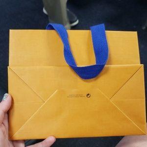 Louis Vuitton Bags - Louis Vuitton paper bag 6 x8 inches